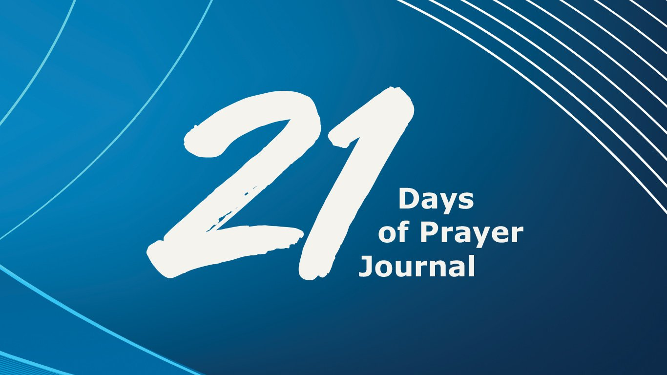 21-Days-of-Prayer-Journal